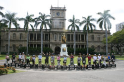 King Kamehameha & Riders
